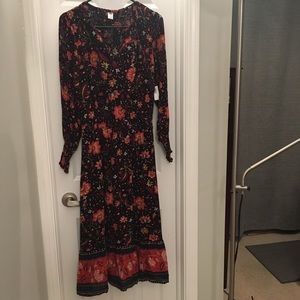 Peasant-style Old Navy Dress